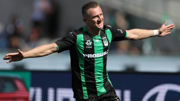Berisha departs A-League's Western United