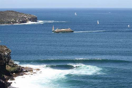Australia's Weirdest Waves