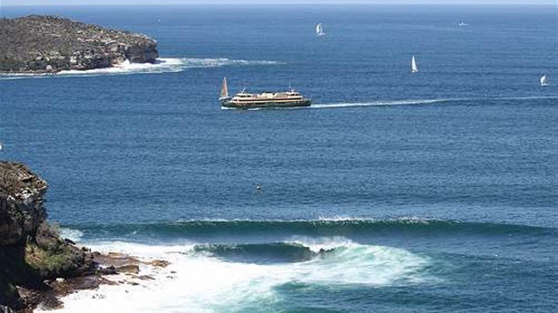 Australia's Weirdest Waves