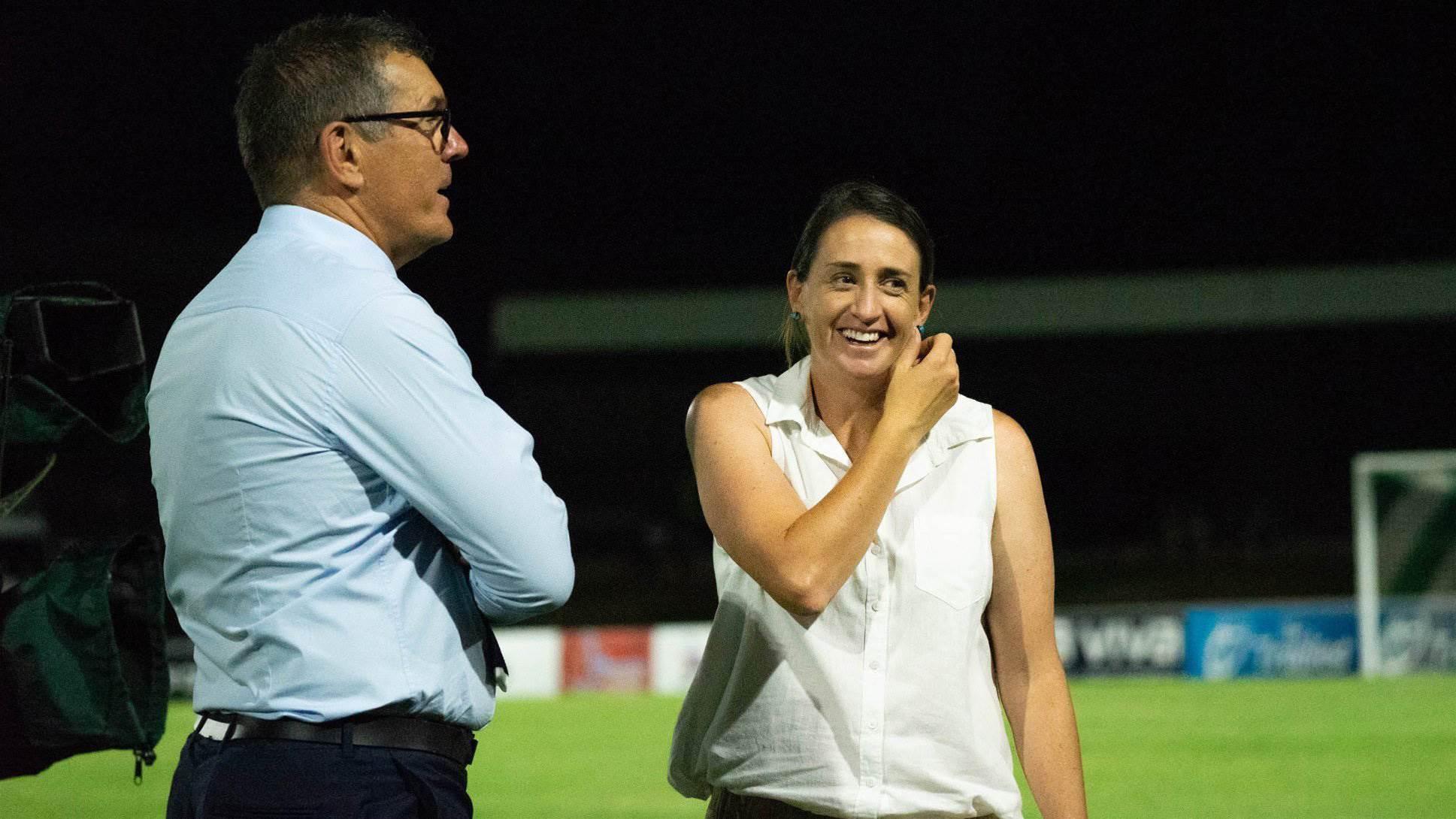 Garriock: The surprises in the Matildas squad