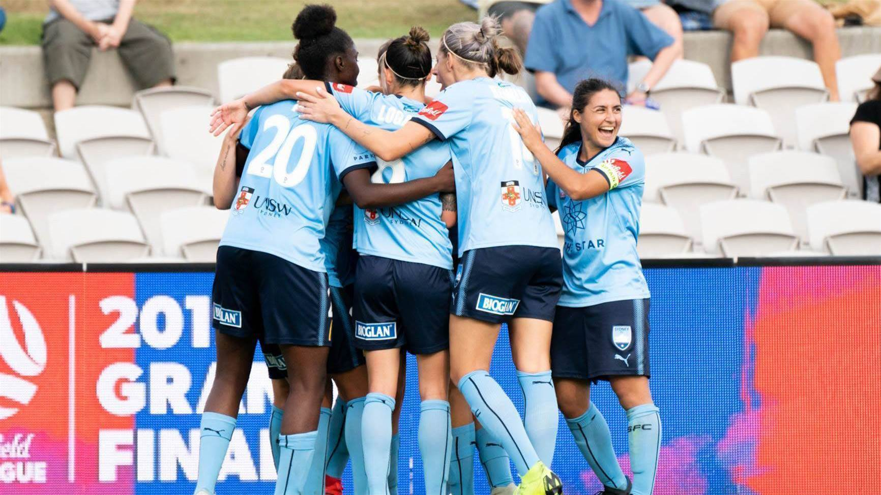 Fully professional W-League is the goal