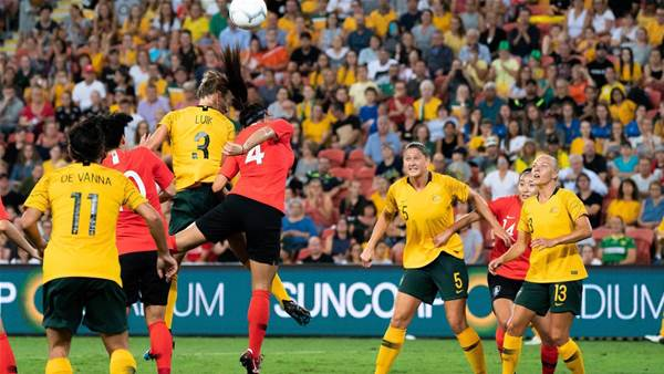 Meet the Matildas: Midfielders