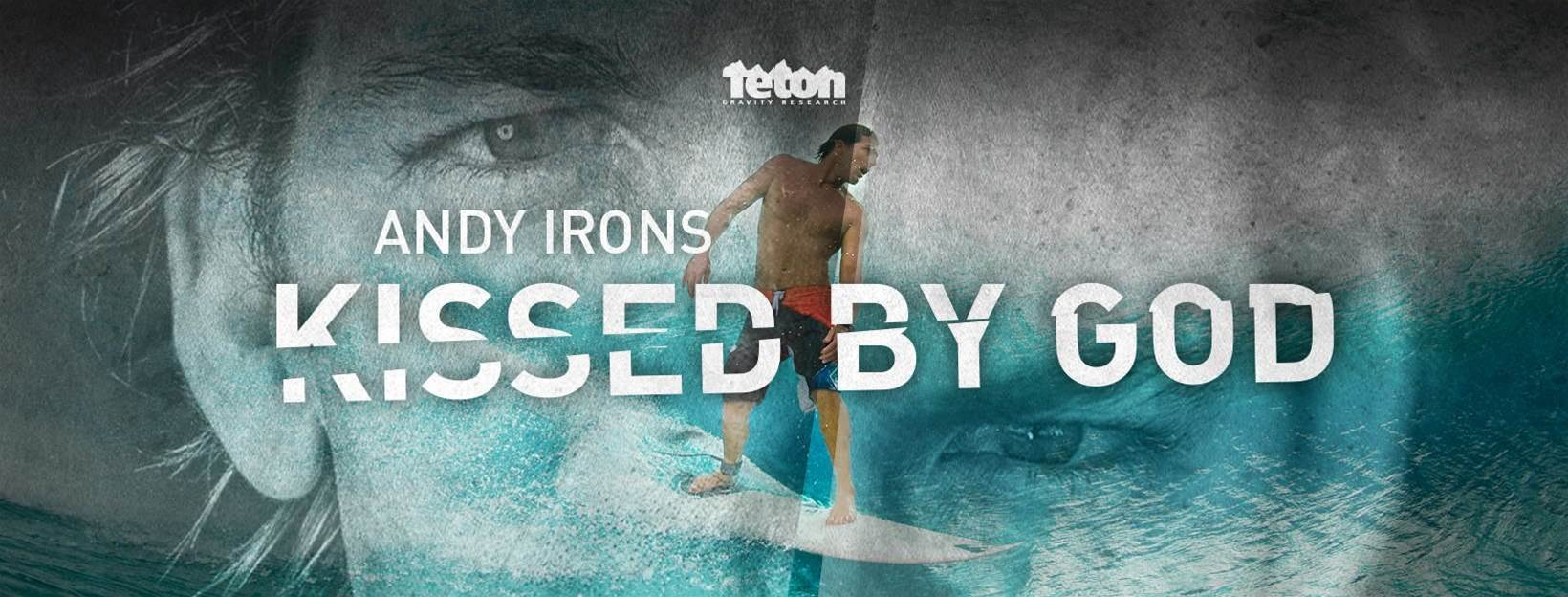 Australian Tour Dates to 'Andy Irons: Kissed By God'