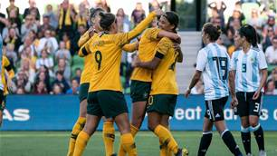 Meet the Matildas: Forwards
