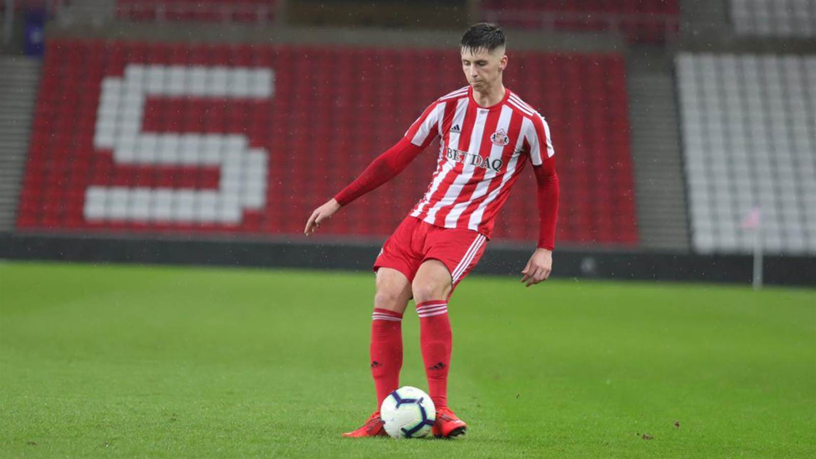 Meet the ex-NSL striker's son out to star with Sunderland