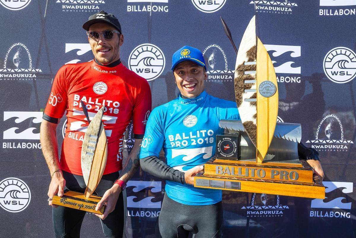 Brazilian Unknown Peterson Crisanto Wins Ballito Pro