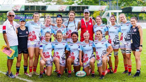 From the brink to Borneo and back again: The secret behind one of Oz's fastest rising teams