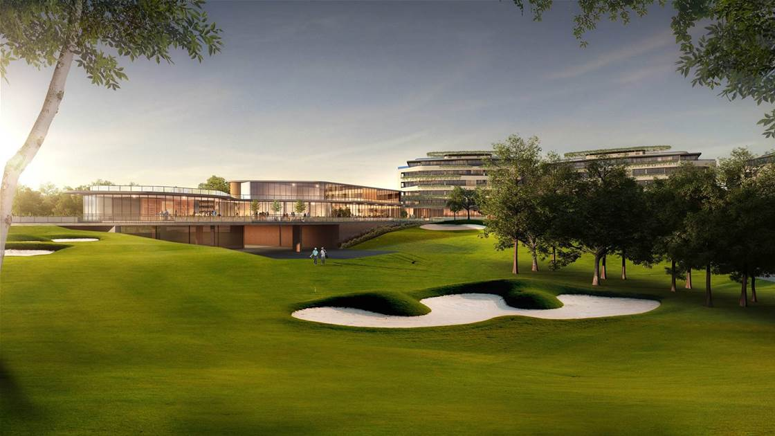 Merewether Golf Club's $120m plan gains momentum