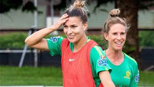 Matildas star Catley joins Arsenal