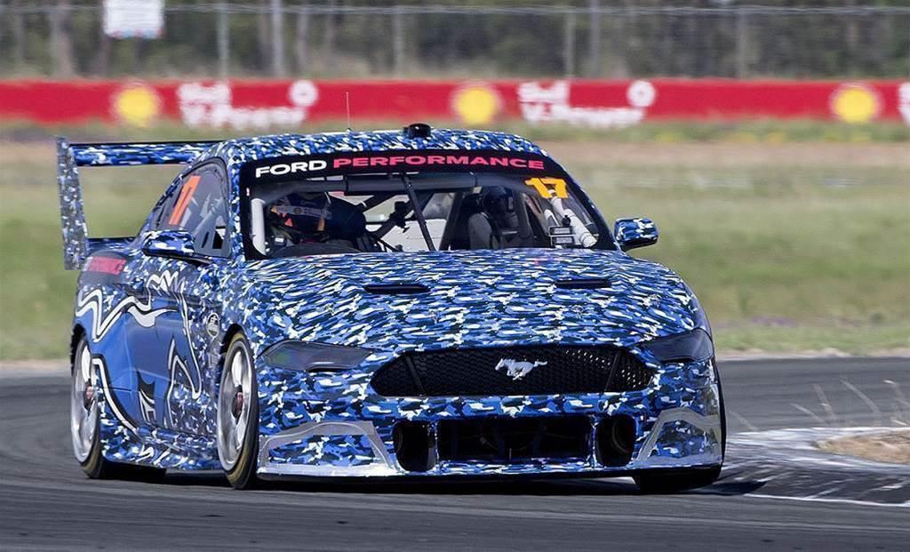 Mustang Supercars racer breaks cover