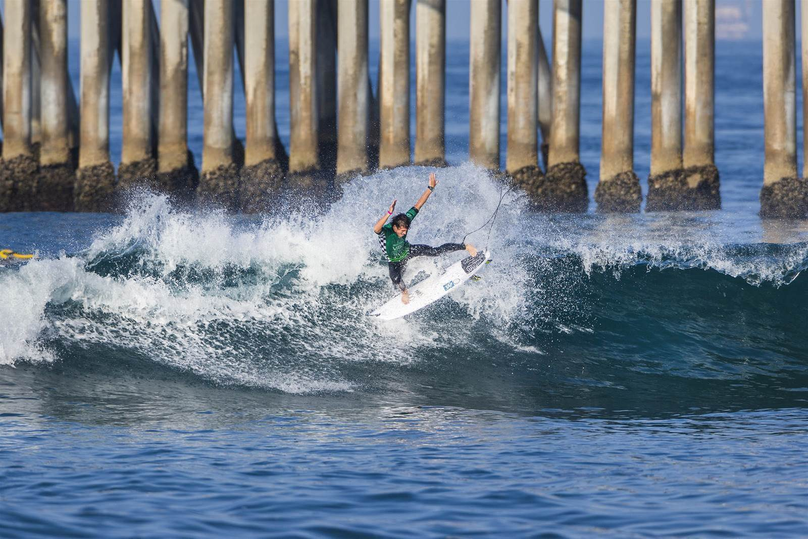 Five Reasons to Watch the US Open of Surfing