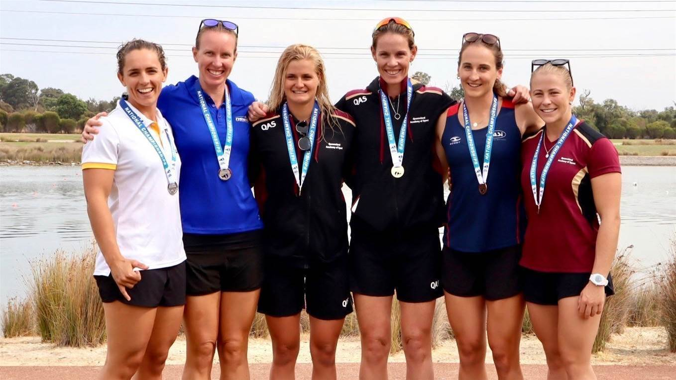 Journey to Tokyo 2020 begins for canoe sprint paddlers