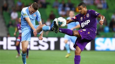 'It's very important' Glory and City set for epic second showdown