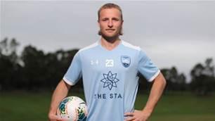 Sydney's Socceroos star out injured