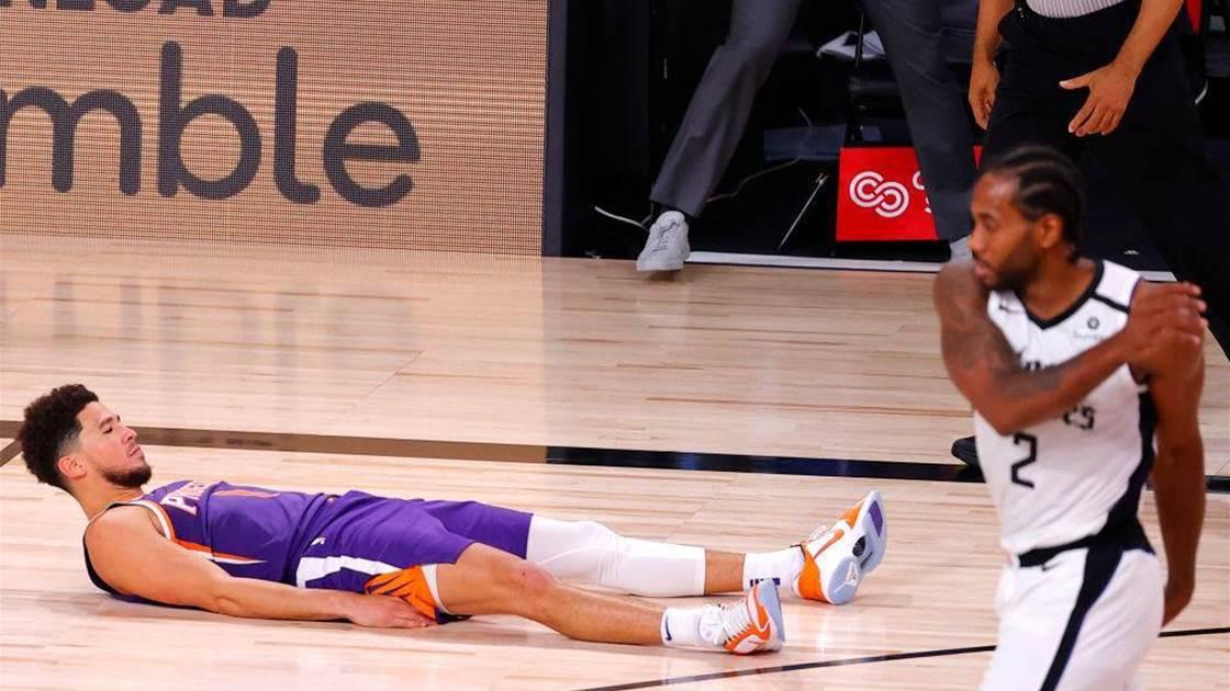 NBA Restart Roundup