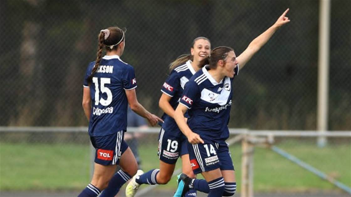 Melbourne Victory roster starting to build