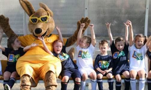 Thousands of kids flock to MiniRoos