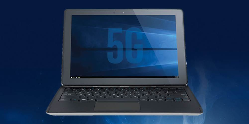 Laptops with 5G connectivity coming next year