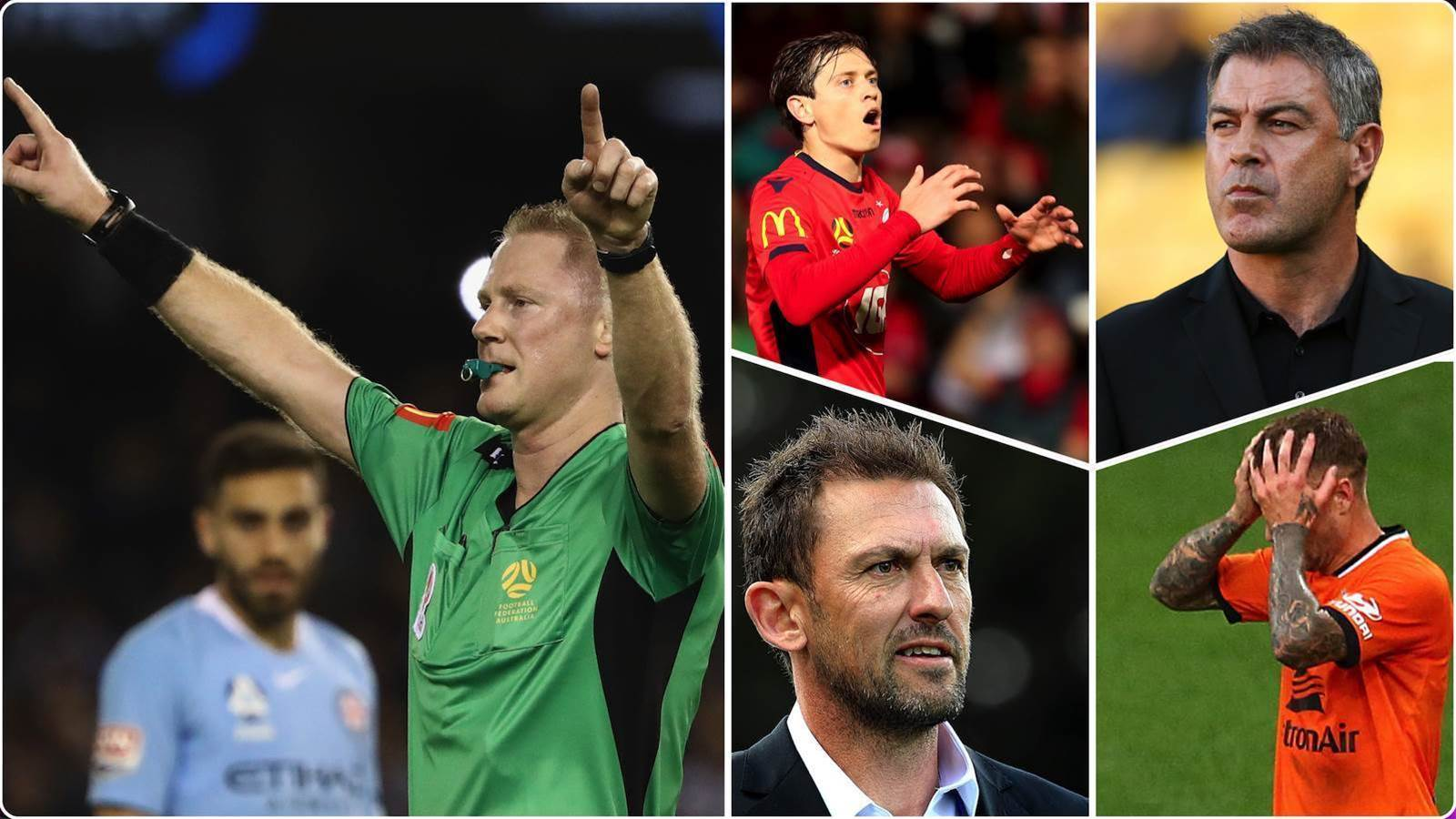 Five key moments that defined round one