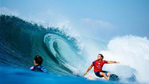 Make them Fight for Surfing's Top Flight Circuit