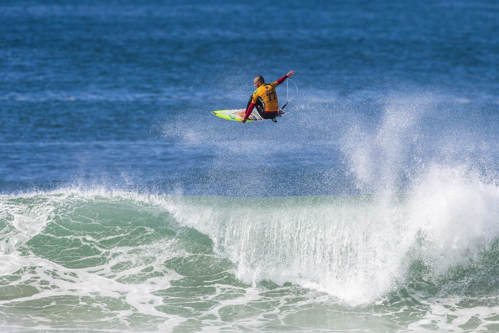 Did Toledo Lose The World Title With A Single Wave In France?