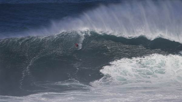 Billy Kemper Claims Third Win at Jaws