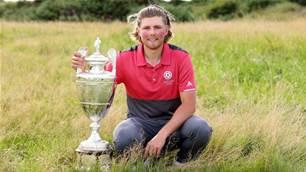 Joe Long wins Amateur Championship at Royal Birkdale