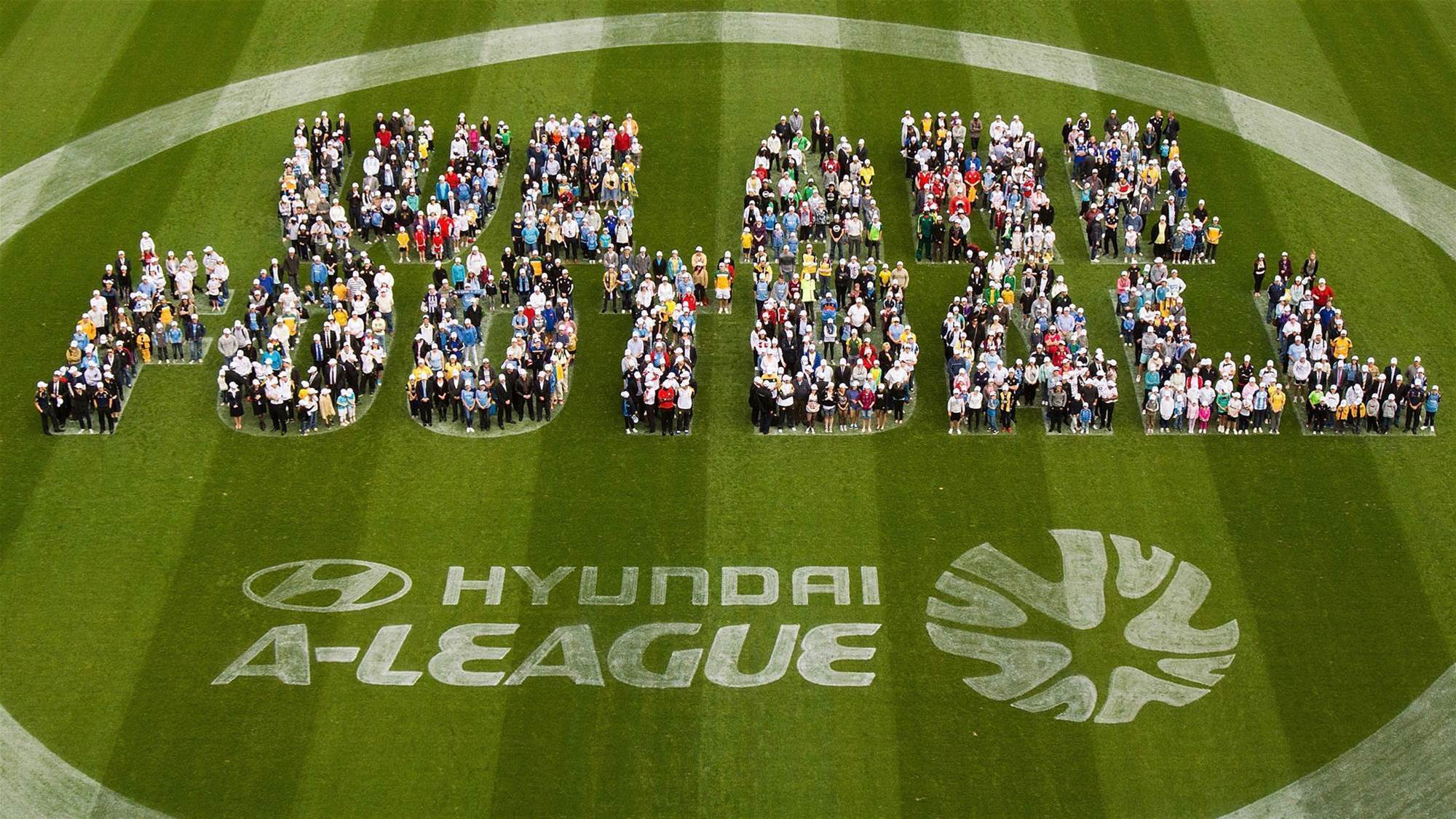 And the two new A-League teams are?