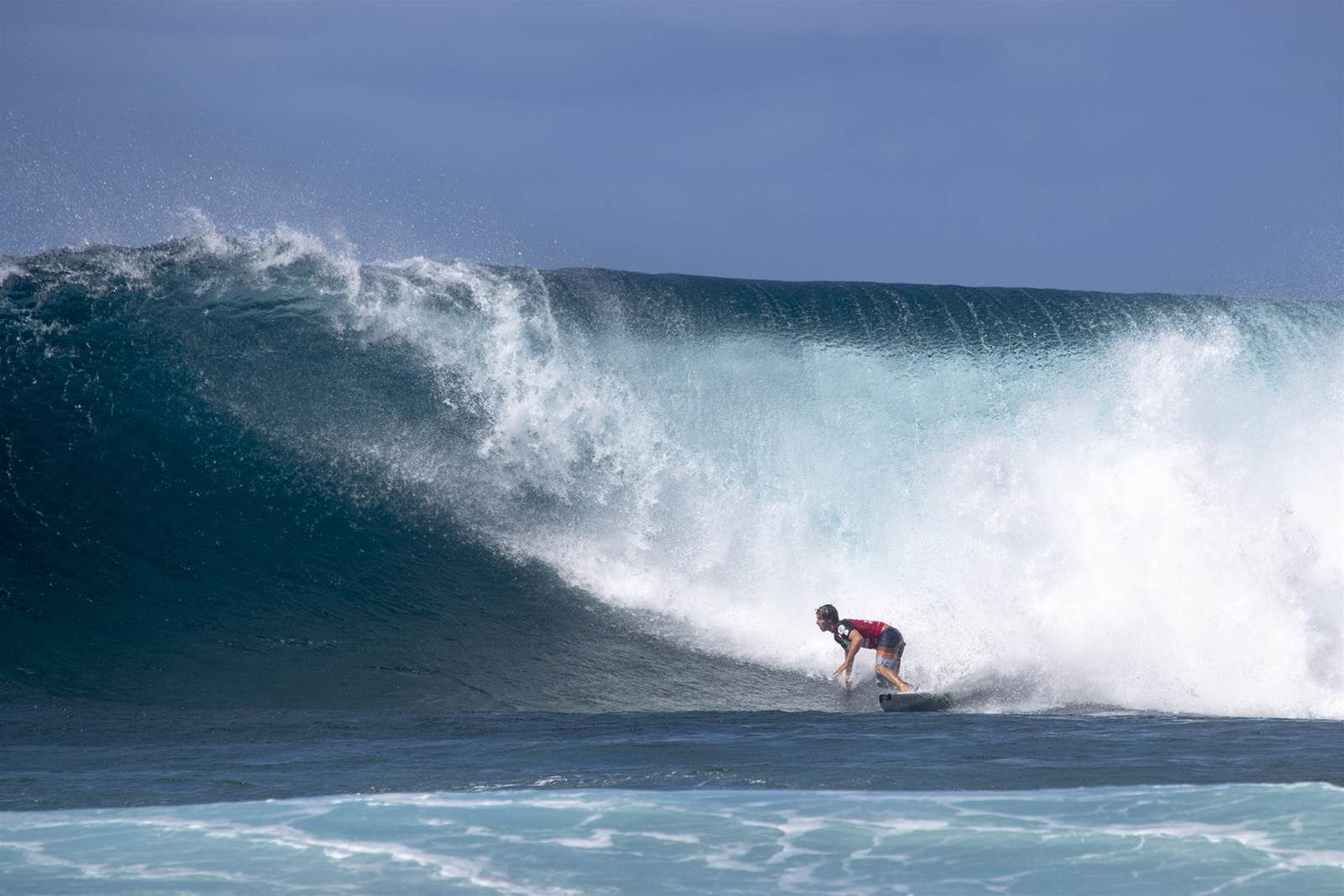The Volcom Pipe Pro Quarters Are On Now!