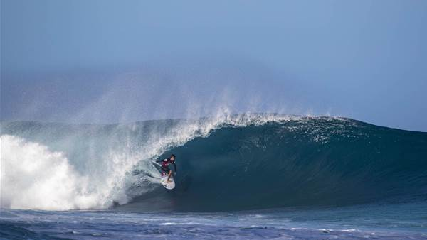 The Aussie Charge at Pipe