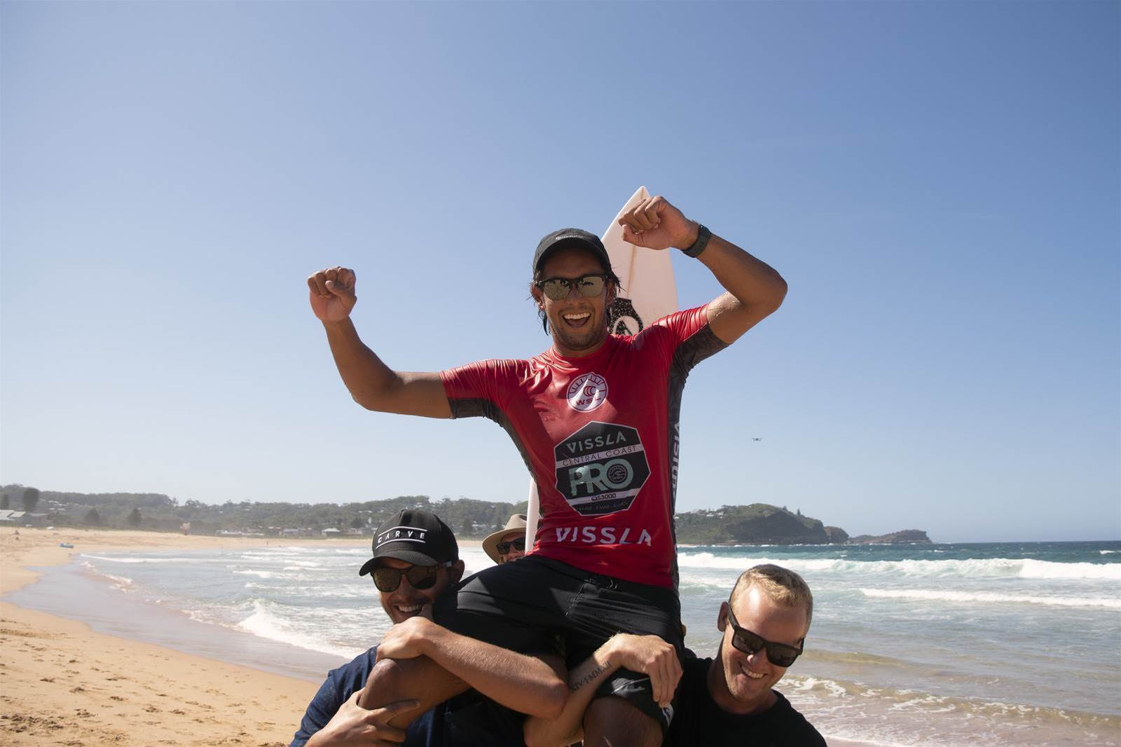 O'Leary and Banting Go 1 and 2 at Central Coast Pro