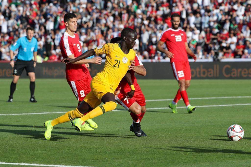 Mabil: I'm afraid for Syria