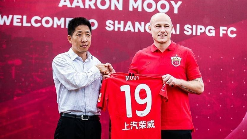 $18 million may prove bargain for Mooy's Shanghai