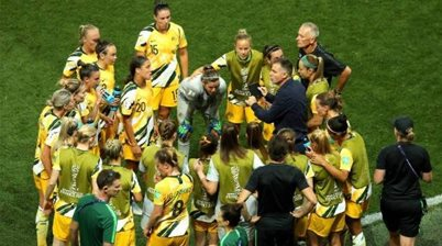 The Matildas will 'probably' need a men's coach: Ferguson-Cook