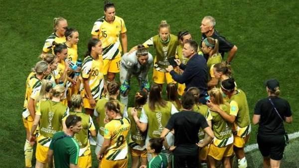 The Matildas will 'probably' need a men's coach: Ferguson-Cook