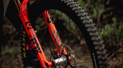 Fox go all in with 2022 Fox 34 trail forks and shocks