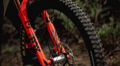 2022 Fox trail suspension