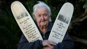 Vale Brian Jackson - Surfing luminary rides his last wave
