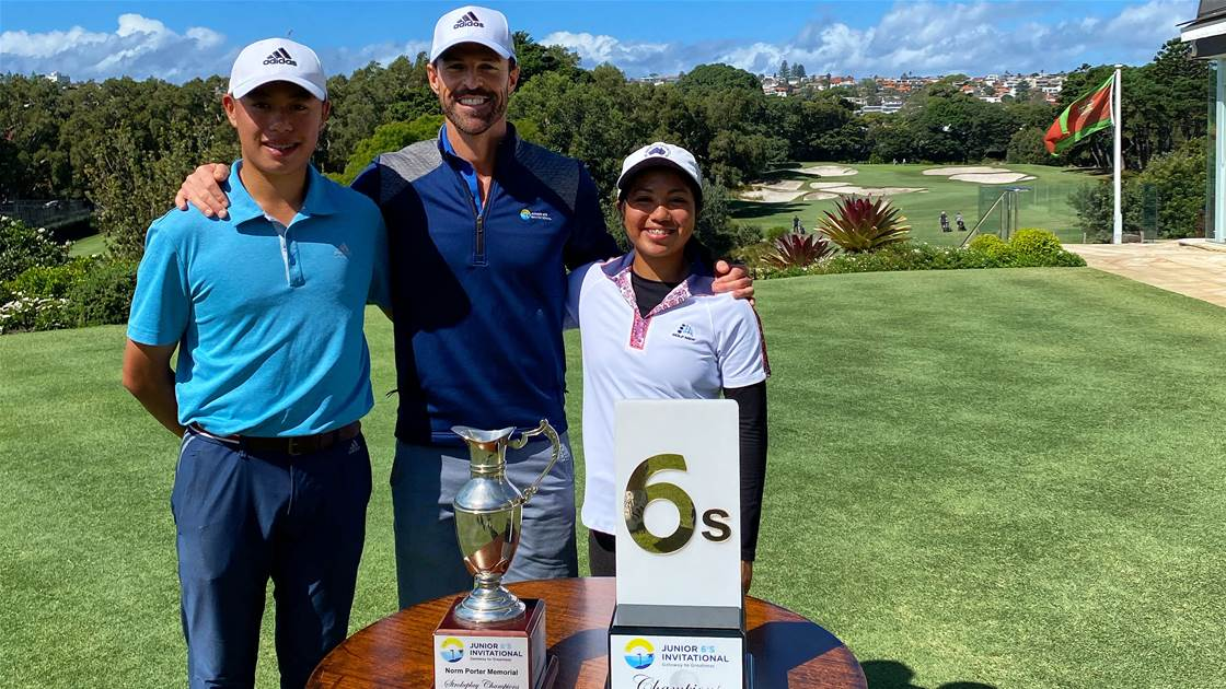 Guan claims Royal Sydney Junior 6s title