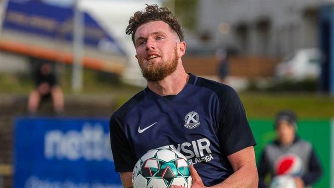 Meet Joey: ex-A-League striker with 20 goals in 13 European games