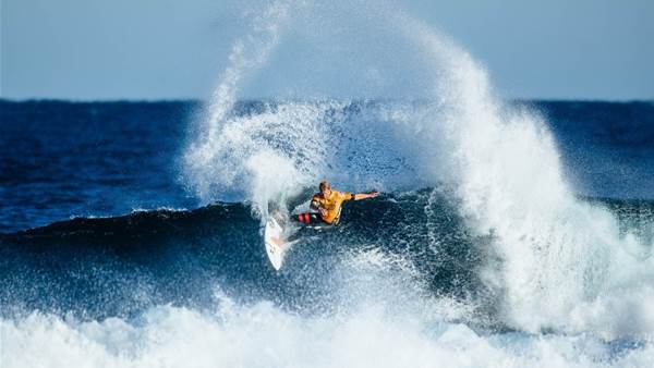 Margaret River Pro: John Makes a Statement