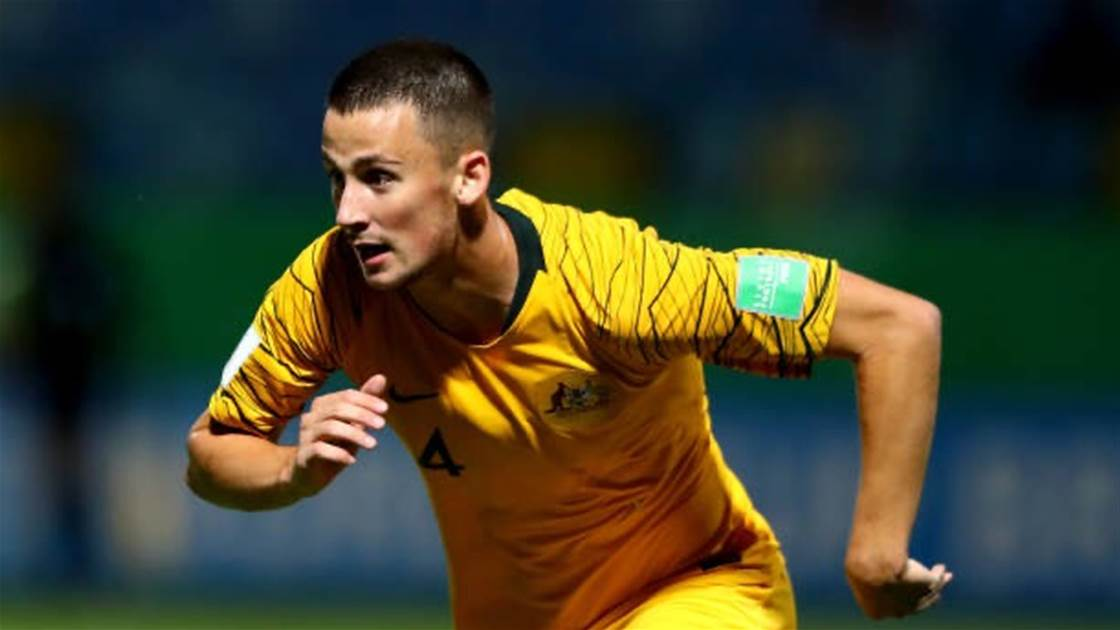 Brisbane A-League starlet joins one of Europe's fastest rising clubs