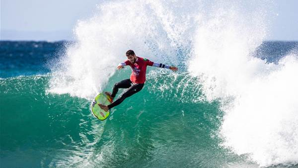 Corona J-Bay Open Day One – Fair To Middling