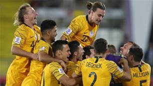 This is the strongest Socceroos squad in years, says Irvine