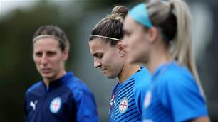 Catley and Polias reveal coronavirus challenges female footballers facing