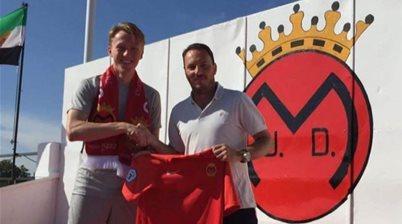 NPL to Europe: Aussie striker's Spanish success