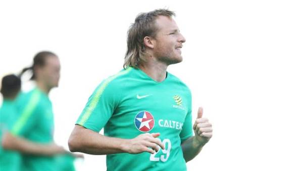 Grant facing lengthy Socceroos road trip