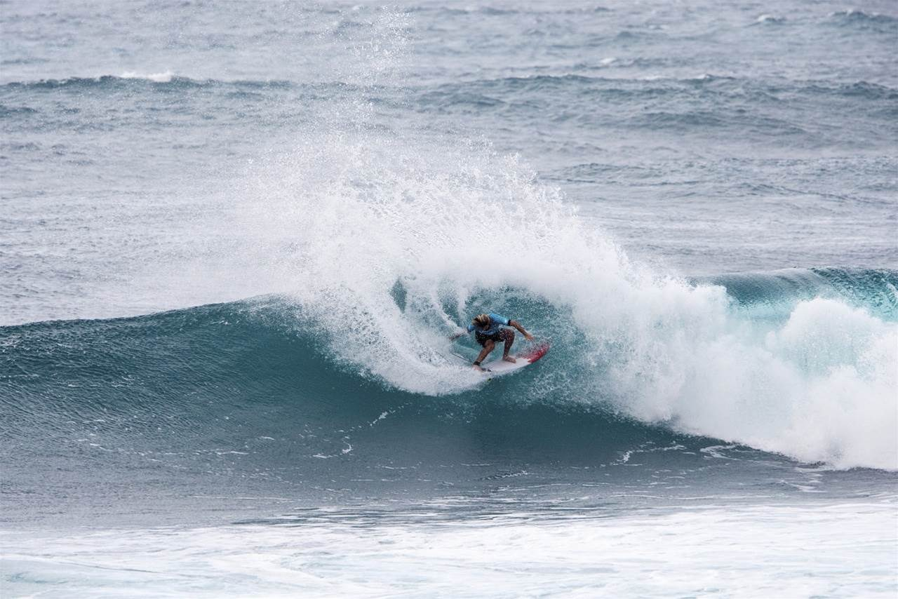 What's in a Hawaiian quiver?