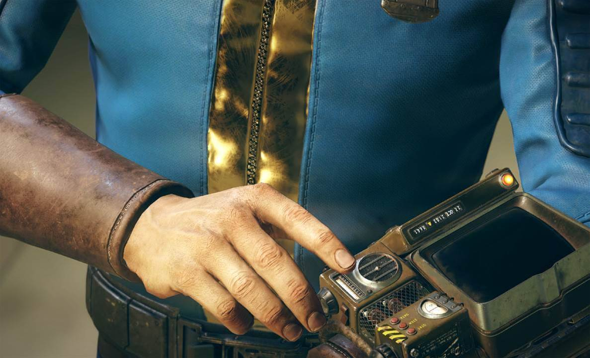 Fallout 76 continues the bucking Steam trend