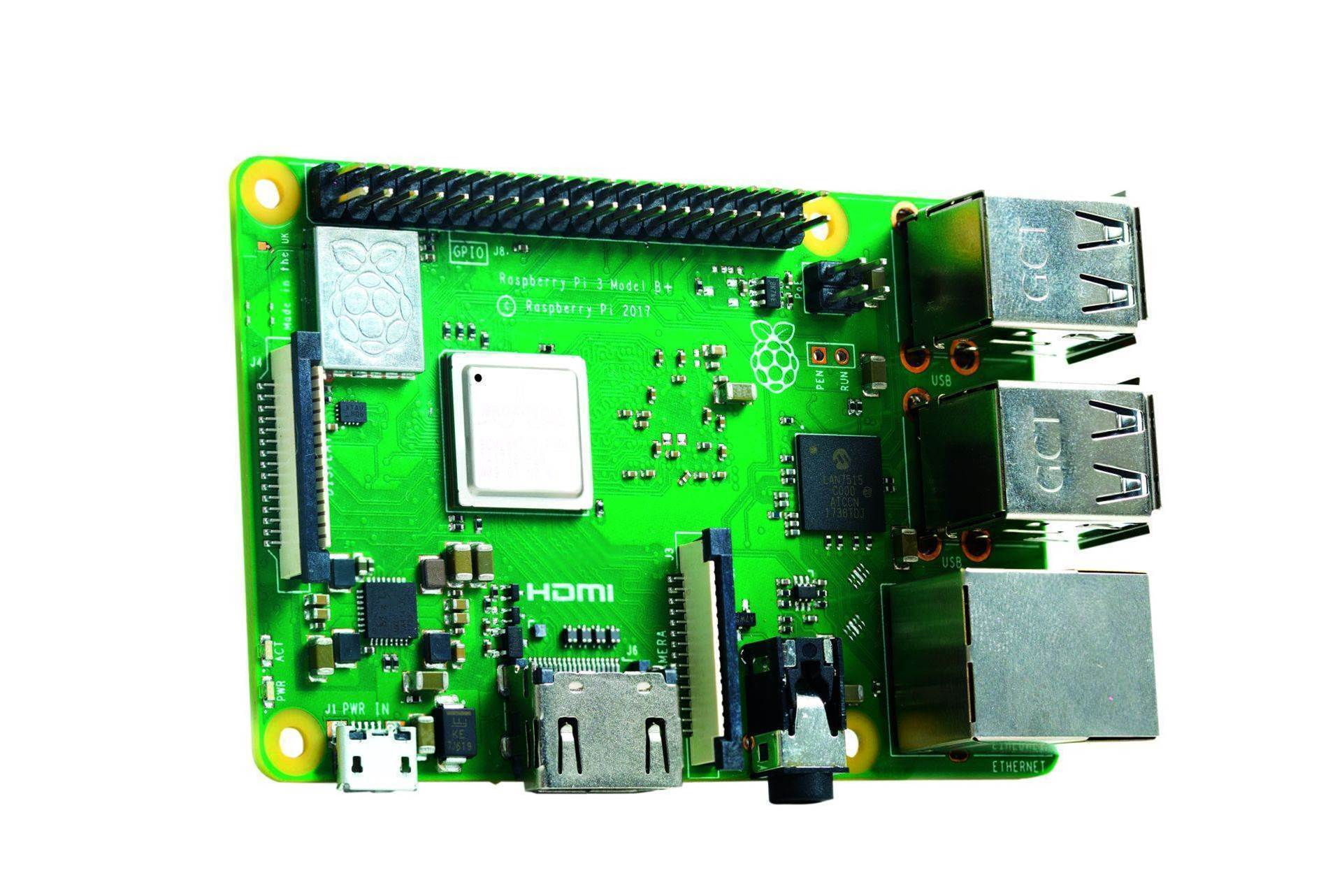 Review: Raspberry Pi 3 Model B+